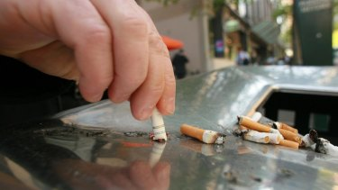 Labor says the tax increase will help cover the health costs of smoking.