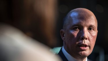 A spokesman for Peter Dutton confirmed pilots had been added to the temporary migration list.