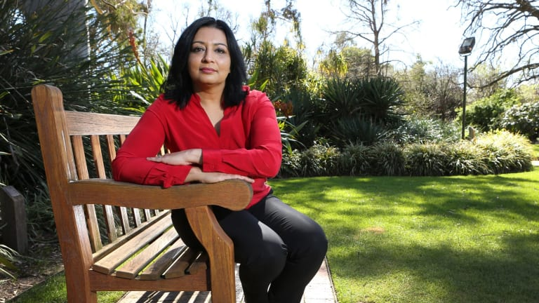 NSW Greens MP Mehreen Faruqi has been campaigning for changes to NSW laws that allow employers to fire or refuse to hire women who knew they were pregnant when applying for a job.