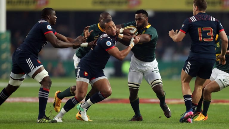 Bok to the future: South Africa begin a resurgence, clean-sweeping France after a disappointing 2016.