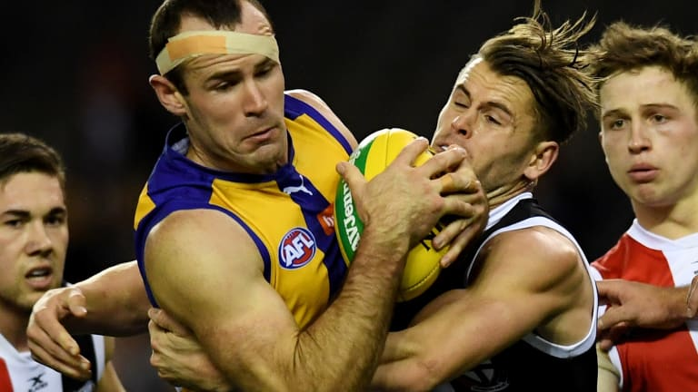 Shannon Hurn wants to keep leading the Eagles.