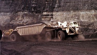 Australia is the second-biggest coal exporter in the world.