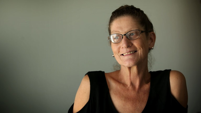 Trish Thompson was diagnosed with pancreatic cancer at Liverpool Hospital but underwent  surgery at Bankstown Lidcombe Hospital, which performs 6-11 pancreatecomies a year.