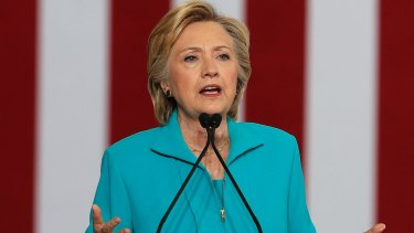 Democratic presidential nominee Hillary Clinton is again under pressure over her use of email.