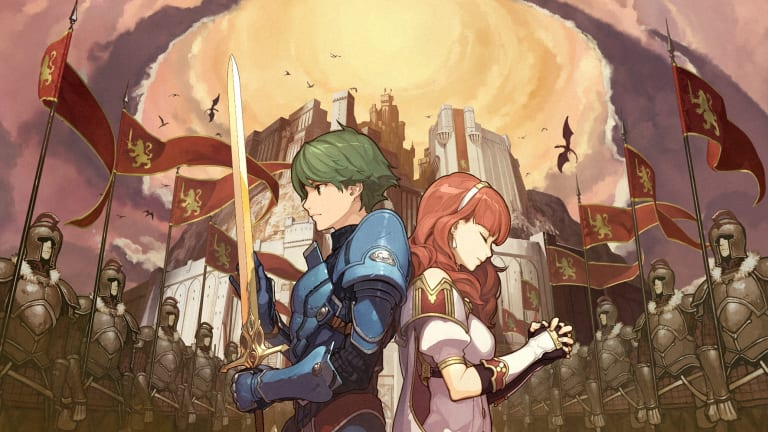 Childhood friends are reunited on the battlefield in Shadows of Valentia.