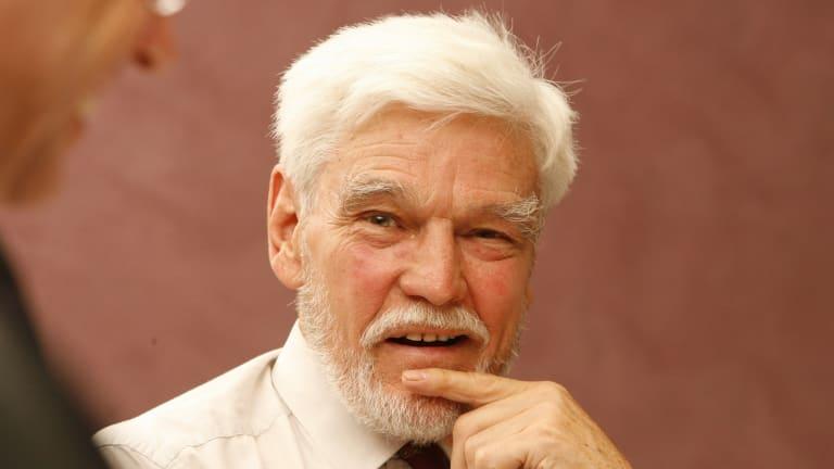 Melbourne-based physician Rodney Syme.