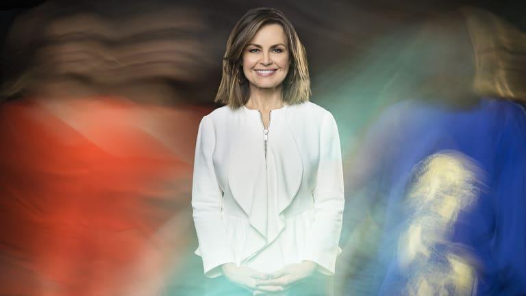 Marina McDonald's photo of Today show host Lisa Wilkinson.