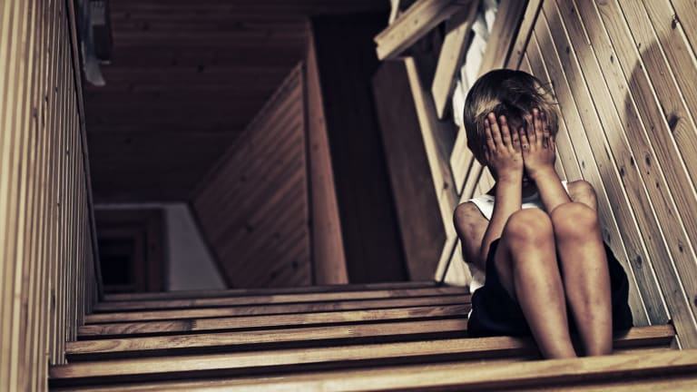 Denied justice: A man who was allegedly sexually abused as a child felt he was not believed.