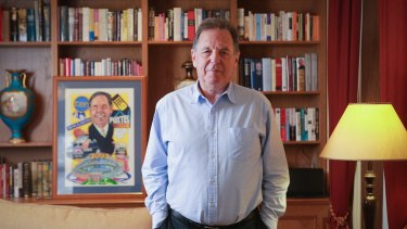 Graeme Samuel, head of Dementia Australia, wants rigorous standards in aged care. Photo: Wayne Taylor