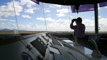 Avalon Airport.