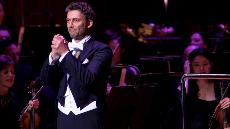 Jonas Kaufmann impressed in sold-out concerts at the Sydney Opera House.