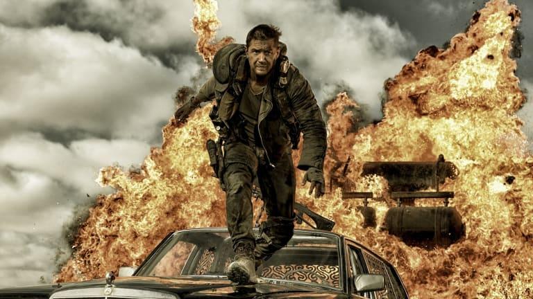 Ten nominations ... <i>Mad Max: Fury Road</i>.