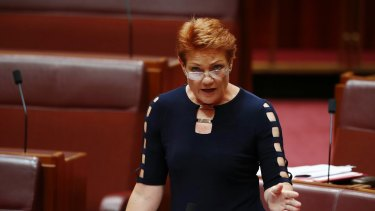 Pauline Hanson has dumped two One Nation candidates in WA for criticising a preference deal with the Liberals.