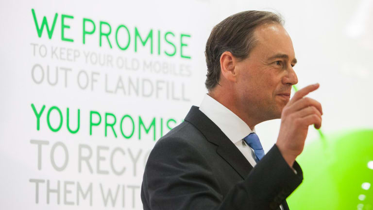 Environment minister Greg Hunt will have to acknowledge that greenhouse gases have declined thanks to the carbon price.