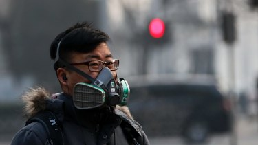 Beijing's air pollution woes will get worse with climate change, a new paper finds.