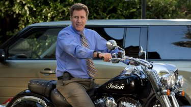 Would you accept a ride from this man? A comedy starring Will Ferrell as a driver is just one of many Uber-themed projects in the works.