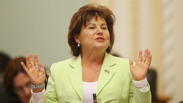 MP Jo-Ann Miller is to be stepped down from her police portfolio.
