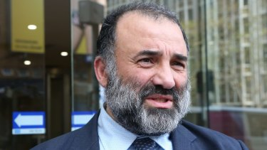 Keysar Trad made clumsy comments on The Andrew Bolt Show.
