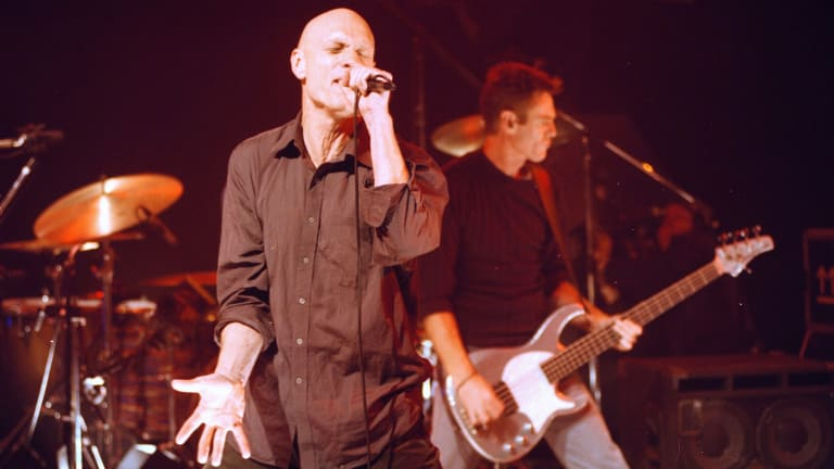 The Oils are being relit ... Midnight Oil have announced they will be touring the world in 2017.