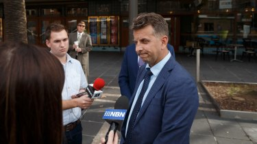 The leak came just a day after Transport Minister Andrew Constance defended spending $200,000 hunting down the source.