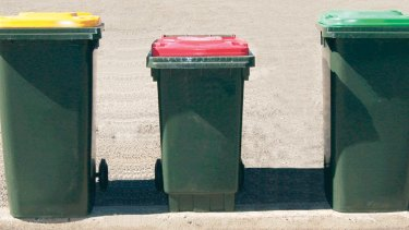 Get ready Tuggeranong - the green bins are coming!