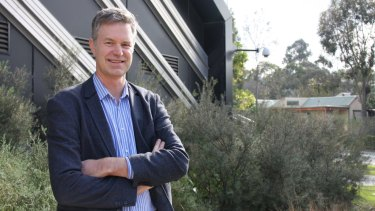Rob Grenfell says CSIRO hasn't entered into the agreement with any naivety.