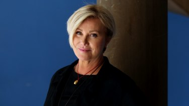 Recognition: Deborra-Lee Furness, who has been named NSW Australian of the Year.