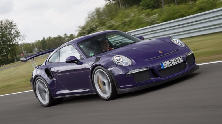 Accelerating: New Porsche 911s now sell in bigger numbers than the Volkswagen Beetle that originally spawned it.