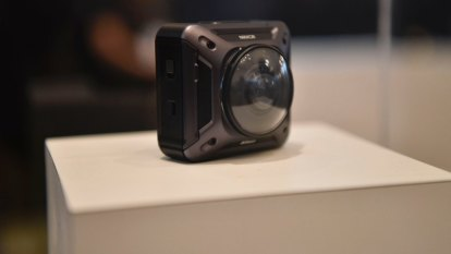 CES 2016: Nikon launches 4K, 360-degree action camera