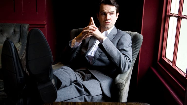 Jimmy Carr: Laughter is the shortest distance between two people.
