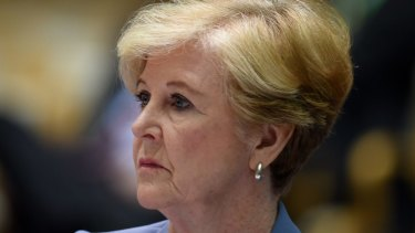 Gillian Triggs says many laws ''introduced with unseemly haste'' before Christmas in the name of national security go well beyond what might be deemed necessary.