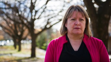 Australian Federal Police Association president Angela Smith is fighting the AFP over a draft enterprise agreement proposing to slash the benefits of elite cops.
