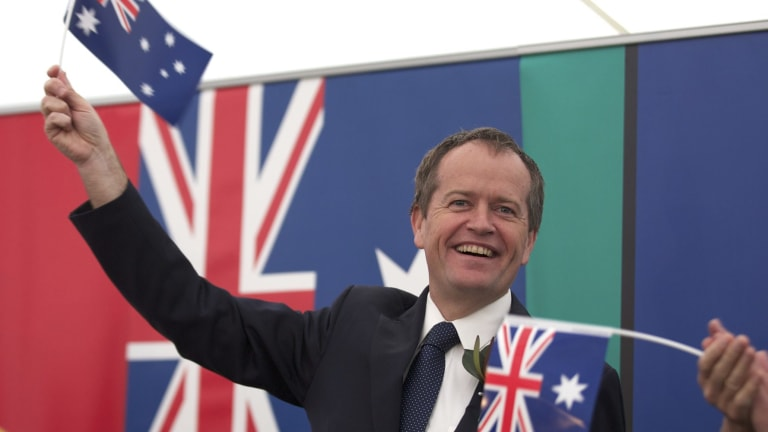 """""""It's outside the mainstream, I think, of Australian thinking to have done this"""": Labor leader Bill Shorten on the PM's Prince Philip decision."""