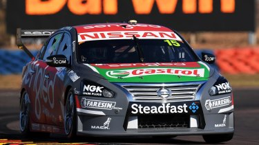 Supercars Nissan Follows Holden In Shift Away From V8s