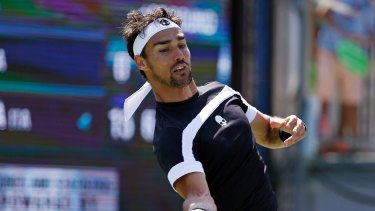 Fabio Fognini has given a public apology.