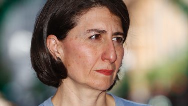 NSW Premier Gladys Berejiklian has a big decision to make about increased scrutiny of MPs.