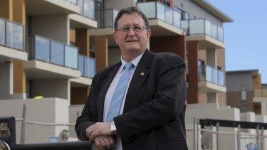 Dawes has announced his departure from the public service.