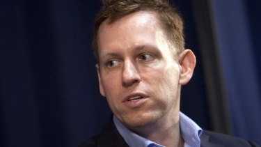 "Peter Thiel: ""Politics is about interfering with other people's lives."""
