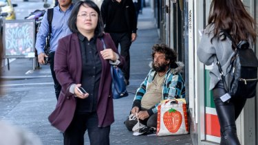 Homelessness.is still a very visible problem.