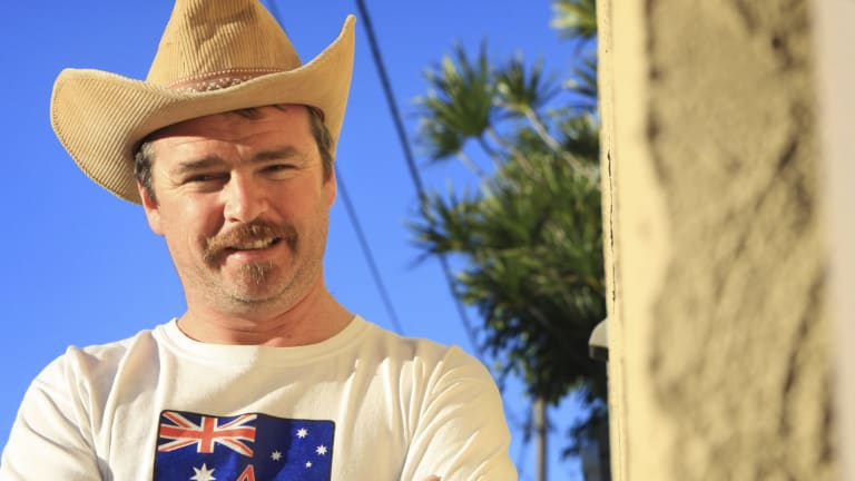 Party for Freedom chairman Nick Folkes plans to hold a rally for the 10th anniversary of the Cronulla riots.