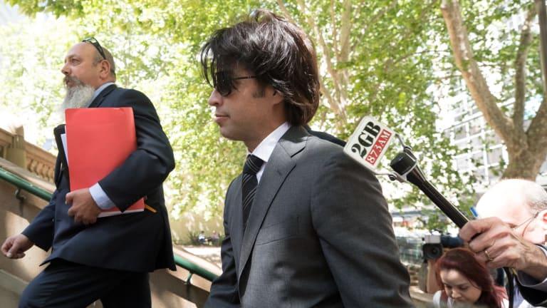 Fadi Ibrahim remains on a $2.2 million bail.
