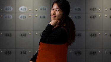 Penelope Chen has graduated from a diploma of design and architecture from UTS Insearch.