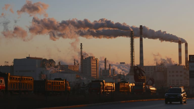 Air pollution is a key reason China is seeking to transform its energy system away from a heavy dependence on coal.