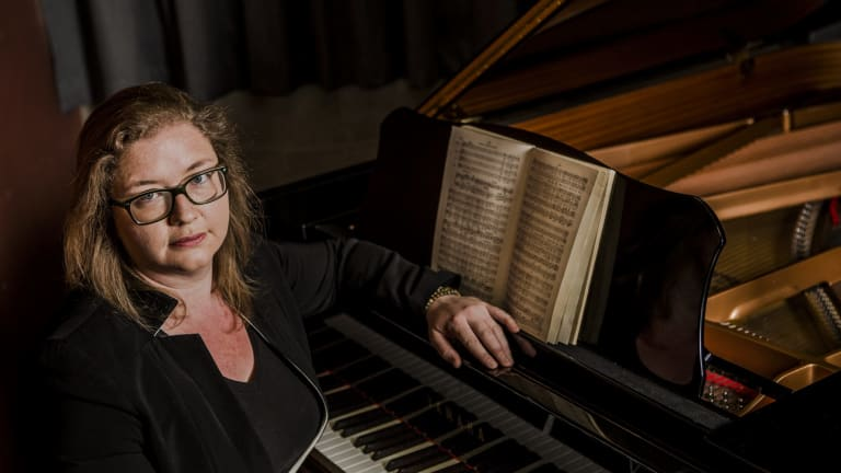 Anne Ewing is resigning from  the ANU School of Music, citing bullying and remorseless toxic treatment.