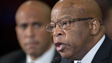 Civil rights legend and Democratic Congressman John Lewis plans to boycott the inauguration.