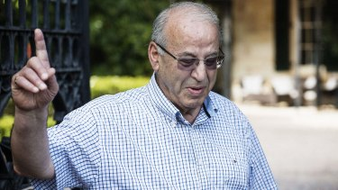 "Eddie Obeid: ICAC is examining allegations Obeid's family had a 30 per cent ""secret shareholding"" in AWH."