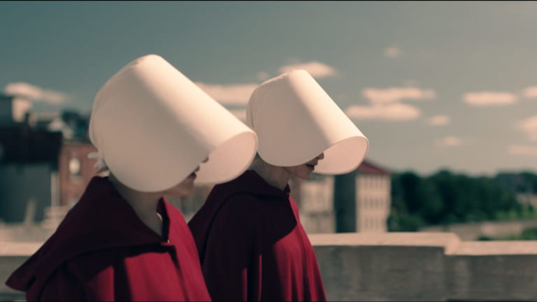Hulu's <i>The Handmaid's Tale</i> marks a changing of the guard as the Emmy for best drama series goes to a streaming service.