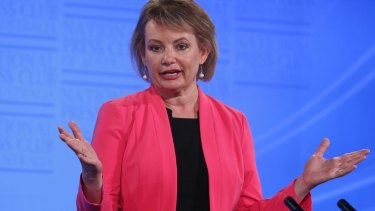Health Minister Sussan Ley says Victoria artificially inflated its state hospital activity to receive more funding.