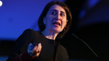 NSW treasurer Gladys Berejiklian plans to reform state government entities in the interests of economy and efficiency.
