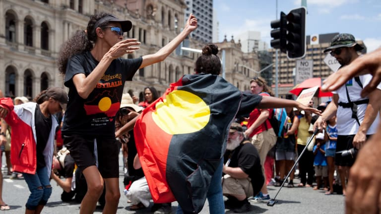 There were further speeches, which focused on the lack of Australian children being taught Aboriginal customs and traditions, Centrelink problems, deaths in custody and ongoing racism.